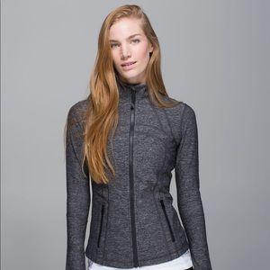 Lululemon Define Jacket Dark Gray Size 10 Like New